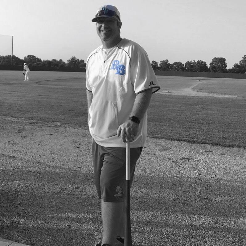 GREG BLAESING Rhino Baseball
